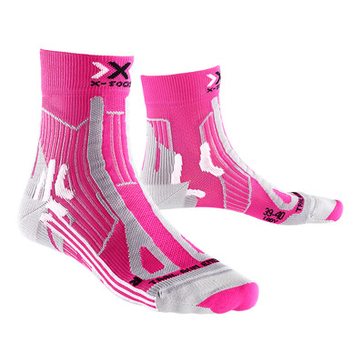 X-SOCKS - TRAIL ENERGY - Calcetines mujer rosa