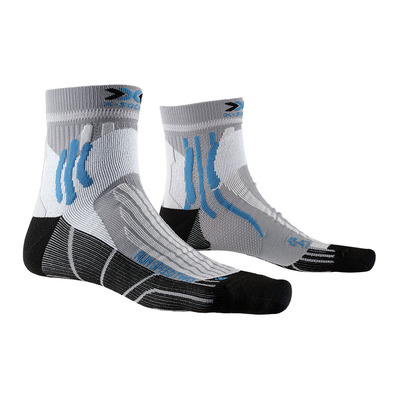 X-SOCKS - RUN SPEED 2 - Calcetines gris/azul