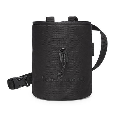 BLACK DIAMOND - MOJO CHALK - Chalk Bag - black