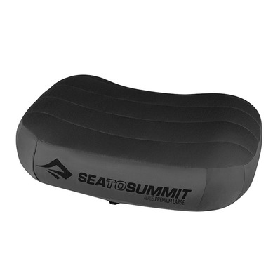 SEA TO SUMMIT - AEROS PREMIUM - Cojín gris