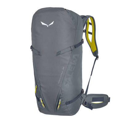 SALEWA - APEX WALL 32L - Zaino ombre blue