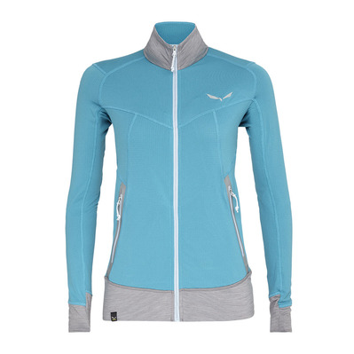 SALEWA - PEDROC PTC - Fleece - Women's - ocean