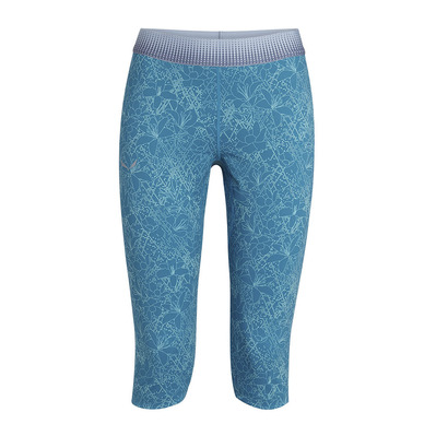 SALEWA - PEDROC - 3/4 Tights - Women's - malta flower
