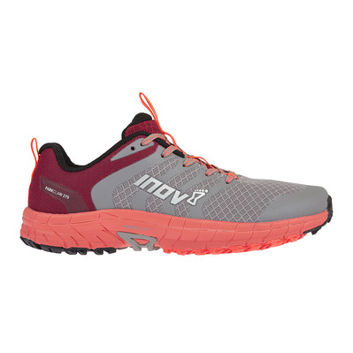 INOV 8 - PARKCLAW 275 - Chaussures trail Femme grey/coral