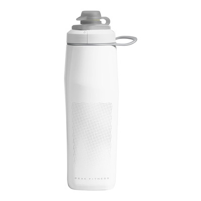 CAMELBAK - PEAK FITNESS - Gourde 710ml white/silver