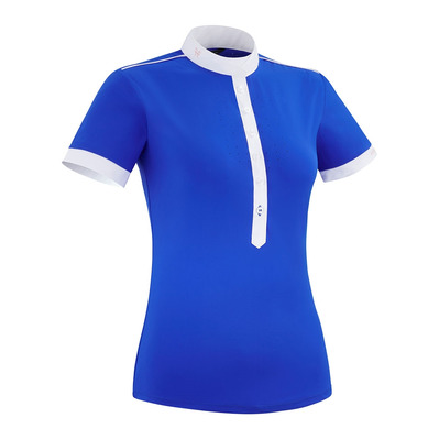HORSE PILOT - AEROLIGHT - Show Polo Shirt - Women's - royal