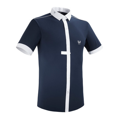 HORSE PILOT - AEROLIGHT - Show Polo Shirt - Men's - navy