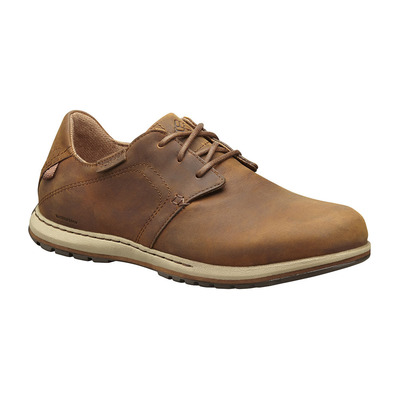 COLUMBIA - Zapatillas lifestyle hombre DAVENPORT™ WATERPROOF LEATHER elk/nutmeg