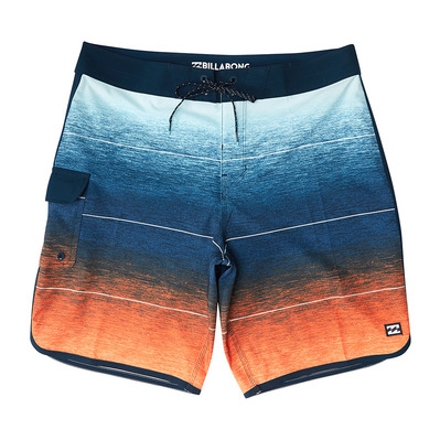 BILLABONG - 73 STRIPE PRO - Boardshort Homme orange