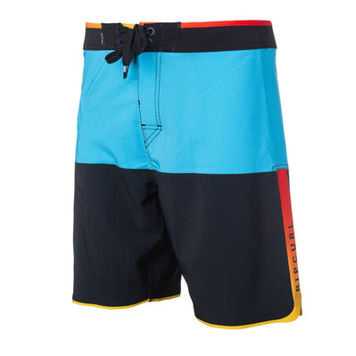 "RIP CURL - Boardshorts - Men's - MIRAGE SURGING 19"" blue"