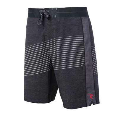 "RIP CURL - Boardshorts - Men's - MIRAGE FANNING INVERT ULTIMATE 20"" black"