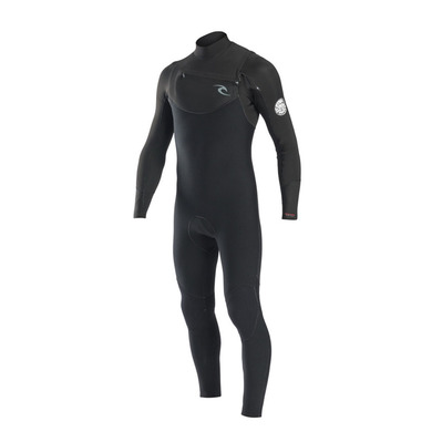 RIP CURL - LS Full Wetsuit 4/3mm - Men's - DAWN PATROL black