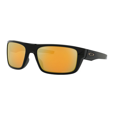 OAKLEY - DROP POINT - Lunettes de soleil polarisées polished black/prizm 24k
