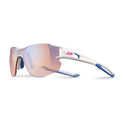 JULBO - AEROLITE - Photochromic sunglasses - white blue grey/multilayer blue