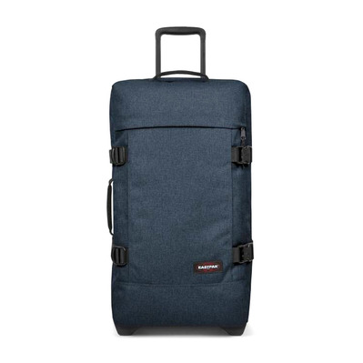 EASTPAK - TRANVERZ 78L - Suitcase - triple denim
