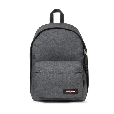 EASTPAK - OUT OF OFFICE 27L - Backpack - black denim