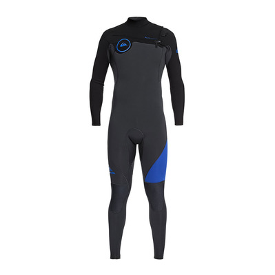 QUIKSILVER - Full Wetsuit 3/2mm - Men's - SYNCRO SERIES graphite/black/deep cyanine