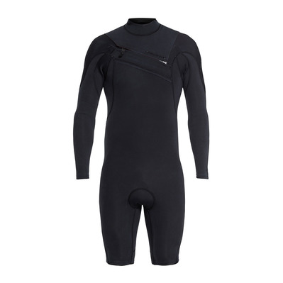 QUIKSILVER - HIGHLINE LIMITED - Combinaison 2/2mm Homme black