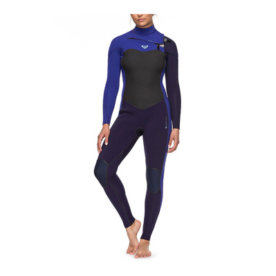 ROXY - Full Wetsuit 3/2mm - Women's - PERFORMANCE blue ribbon/purple blue