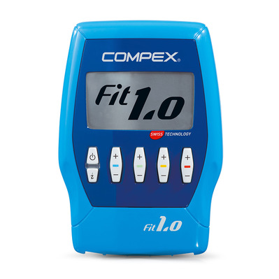 COMPEX - FIT 1.0 - Electrostimulator - blue