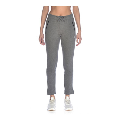 ARENA - STRETCH - Pantaloni da tuta Donna dark grey melange