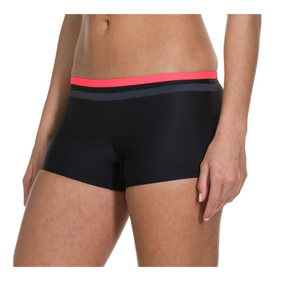 SPEEDO - HYDRACTIVE - Swimming Shorts - Women's - black/red
