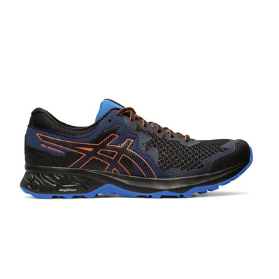 ASICS - GEL-SONOMA 4 - Chaussures trail Homme black/flash coral