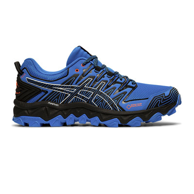 ASICS - GEL-FUJITRABUCO 7 GTX - Chaussures trail Homme electric blue/black