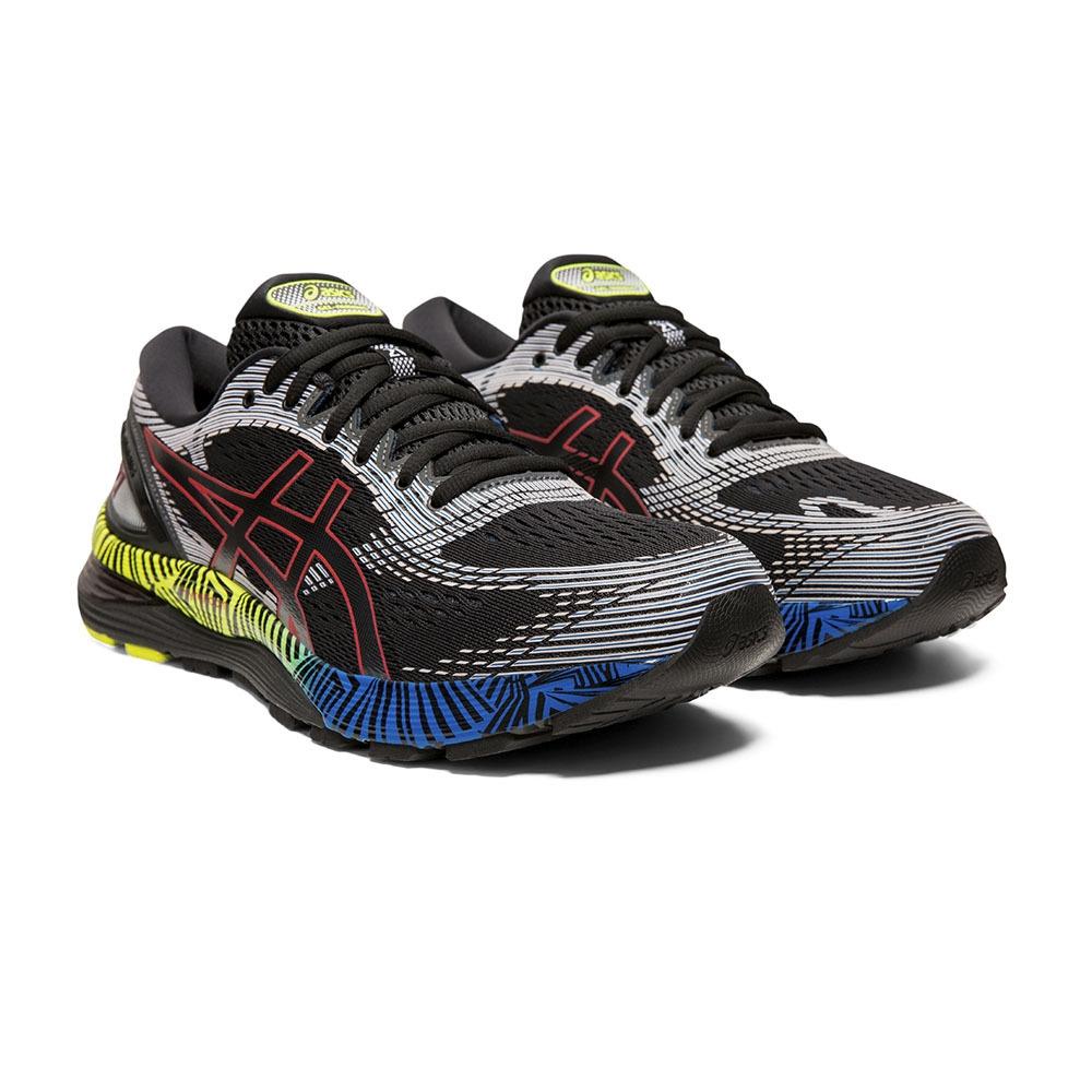 Asics GEL-NIMBUS 21 LS - Zapatillas de running hombre black ...