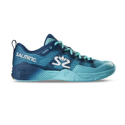 SALMING - KOBRA 2 - Handball Shoes - Men's - blue/blue