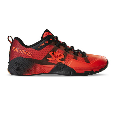 SALMING - KOBRA 2 - Handball shoes - Men's - red/black