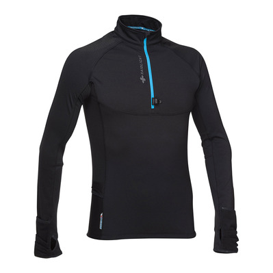RAIDLIGHT - WINTERTRAIL - Jersey - Men's - black