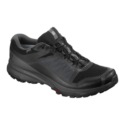 SALOMON - XA DISCOVERY GTX - Trail Shoes - Men's - black/ebony/black