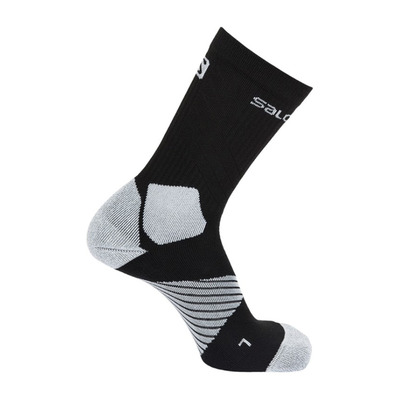 SALOMON - XA PRO - Chaussettes Homme black/forged iron