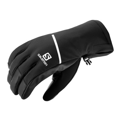 SALOMON - PROPELLER ONE - Gloves - Men's - black/black