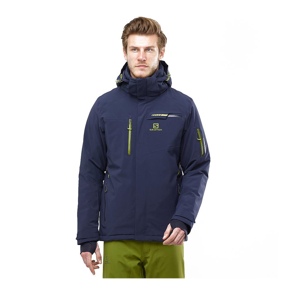 Salomon BRILLIANT Veste ski Homme night sky sur Private Sport Shop