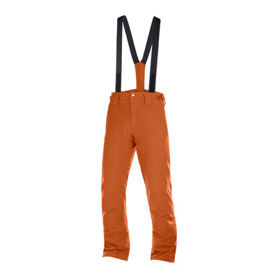 SALOMON - STORMSEASON - Ski Pants - Men's - umber