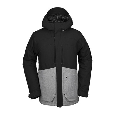 VOLCOM - SCORTCH INS - Veste snow Homme heather grey