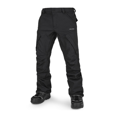 VOLCOM - ARTICULATED - Pantaloni snowbord Uomo black