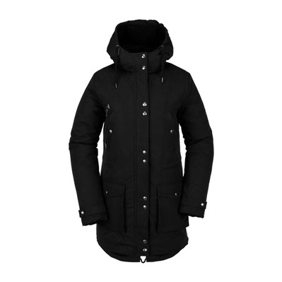 VOLCOM - WALK ON BY 5K - Parka - Women's - black