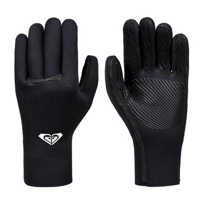 ROXY - SYNCRO PLUS - Guantes mujer black
