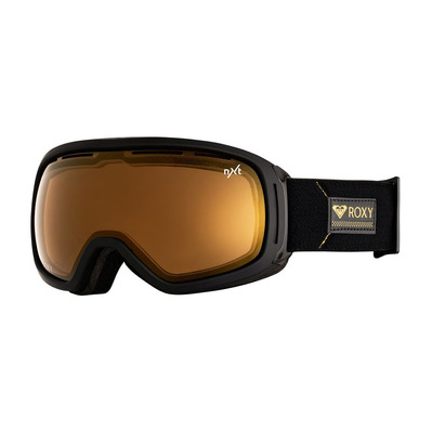 ROXY - PREMIERE ROCKFERRY - Masque ski Femme true black