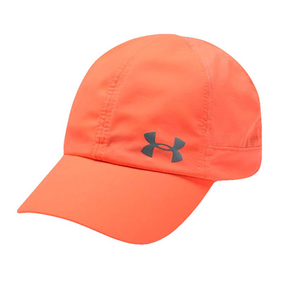 UNDER ARMOUR - FLY BY - Casquette Femme peach plasma
