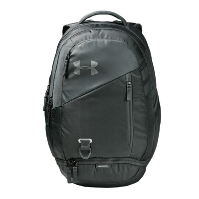 UNDER ARMOUR - HUSTLE 4.0 26L - Sac à dos pitch gray