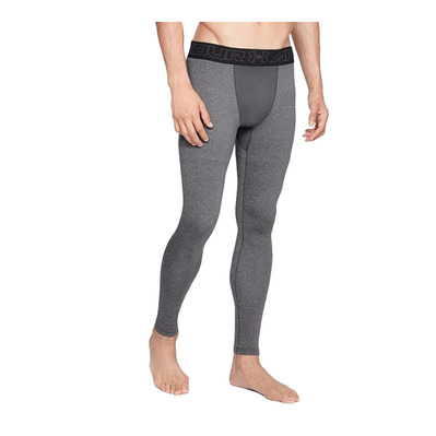 UNDER ARMOUR - CG Leggings-GRY Homme Charcoal Light Heather1320812-019