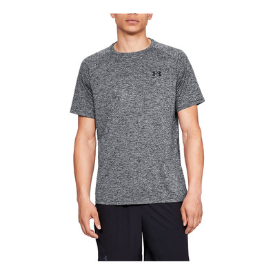 UNDER ARMOUR - TECH™ 2,0 - T-shirt Uomo black/black