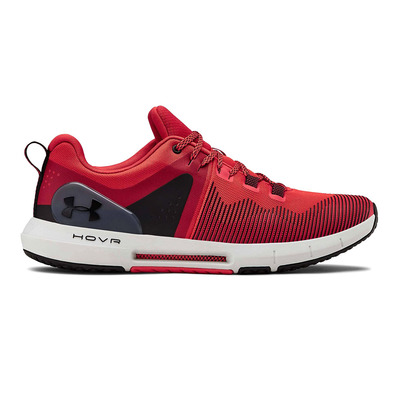 UNDER ARMOUR - HOVR RISE - Chaussures training Homme martian red
