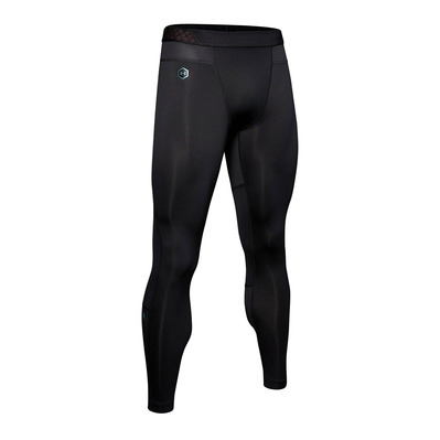 UNDER ARMOUR - UA CG Rush Leggings-BLK Homme Black1345210-001