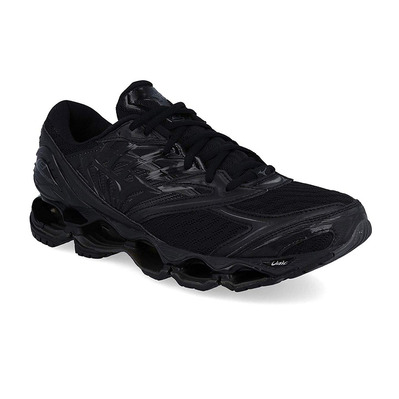 MIZUNO - WAVE PROPHECY 8 - Chaussures running Homme blk/blk/darkshadow