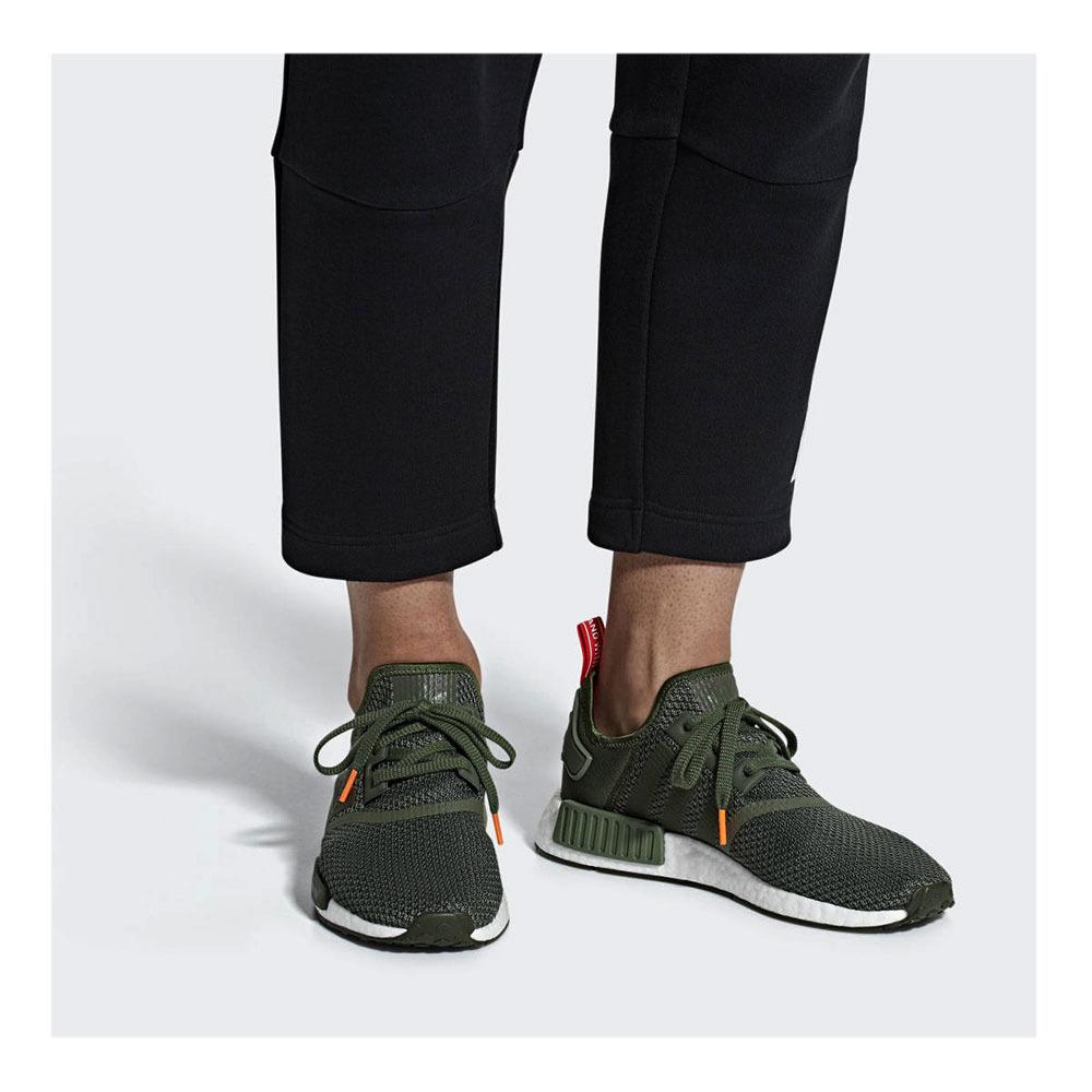 adidas nmd r1 homme kaki